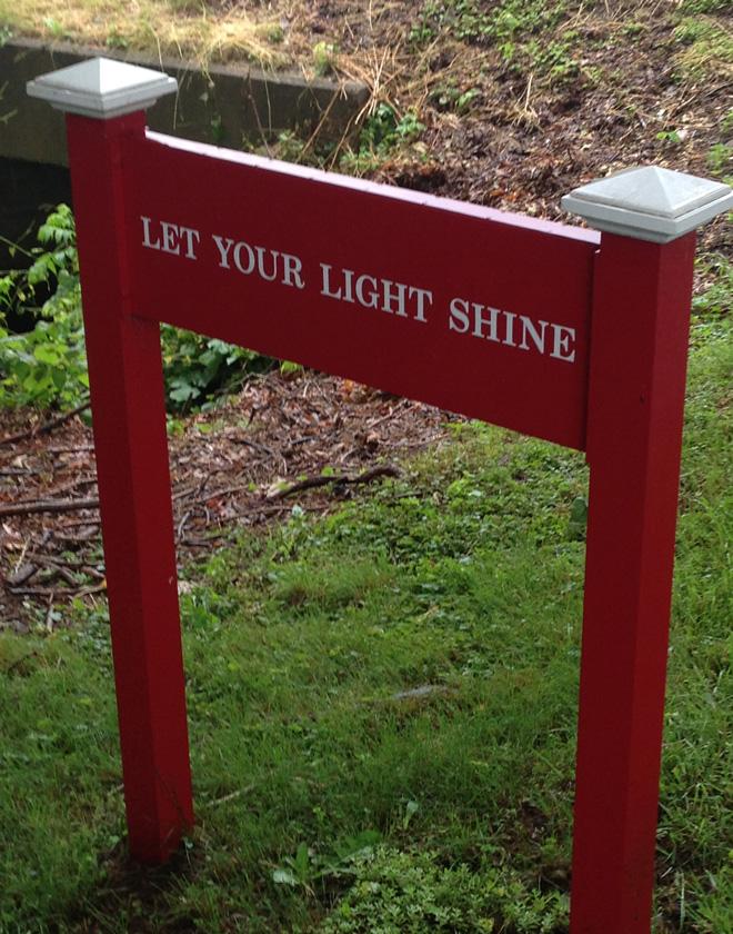 your-light-shine